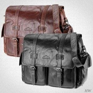 Alpenleder Messenger-Bag Aosta