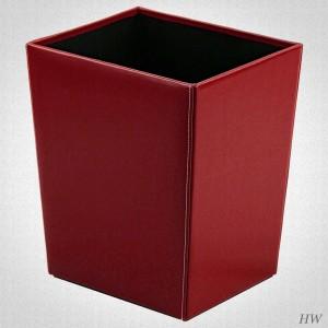 PA Papierkorb Cambridge 7515 rosso