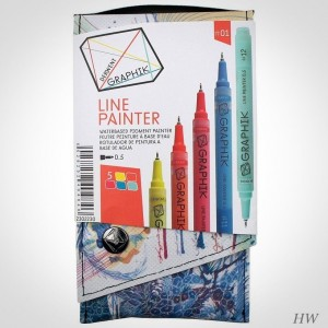 Derwent Line Painter Set 1