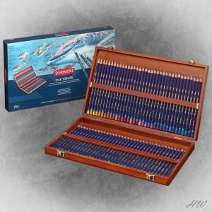 Derwent Inktense Pencils 72H
