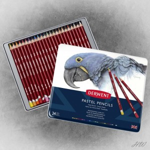 Derwent Pastel Pencils 24
