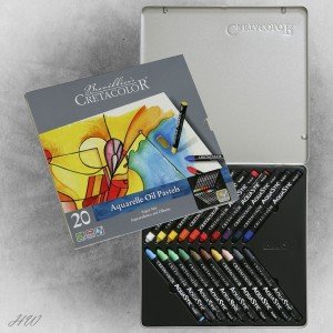 Cretacolor Aquastic Oil Pastels 45020