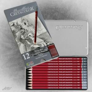 Cretacolor Cleos Graphitstifte 16052
