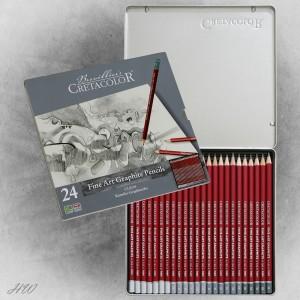 Cretacolor Cleos Graphitstifte 16024