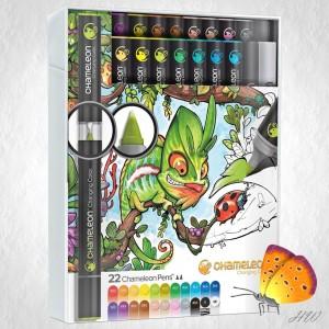 Chameleon Pens 22er Set