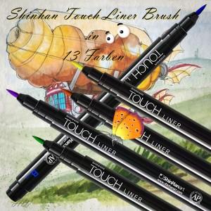 ShinHan Touch Liner Brush