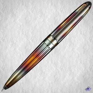 Diplomat Drehbleistift Aero Flame