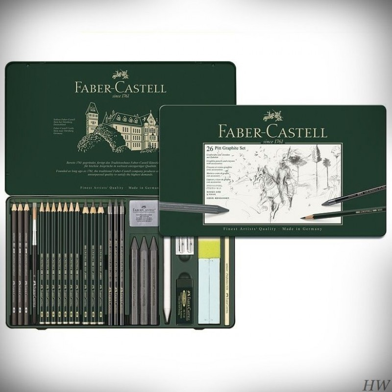 Faber Castell Pitt Graphite-Set 112974