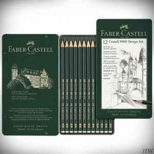 Faber Castell 9000 Design-Set 119064