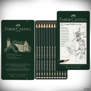 Faber Castell 9000 Design-Set 119065