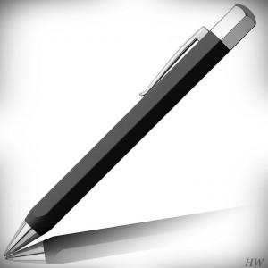 Faber Castell Kugelschreiber Ondoro graphitschwarz